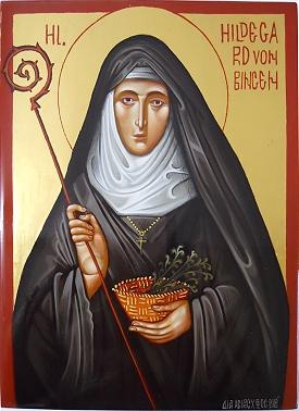 Hl. Hildegard Von Bingen